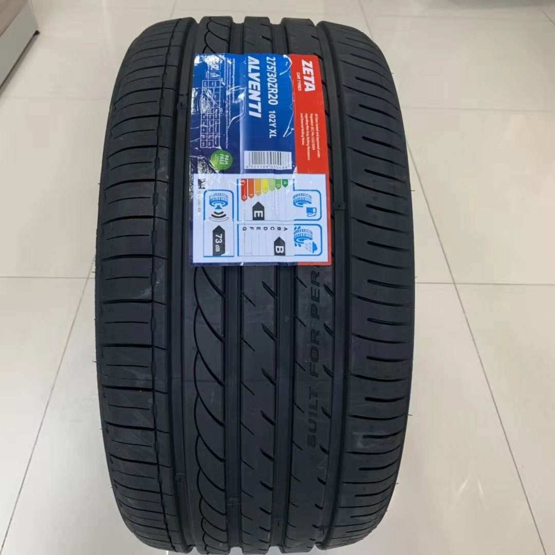 Wholesale new PCR Chinese brand zeta car tire tyres 155/70 r13 165/70r13 175/65r14 185/65r14 205/70r14 for sale