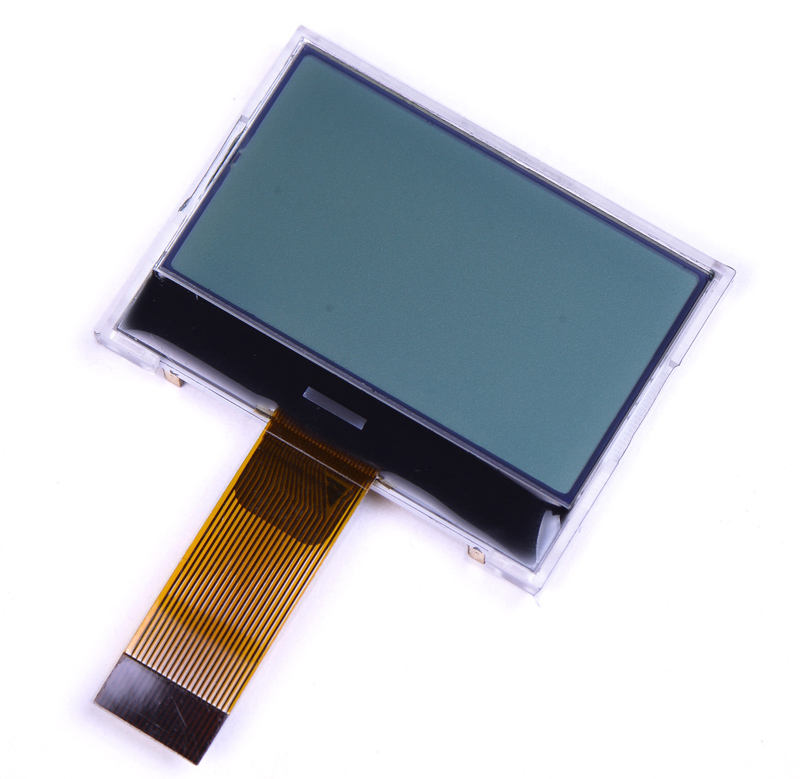lcd watch module JHD12864-G106BTW-Y