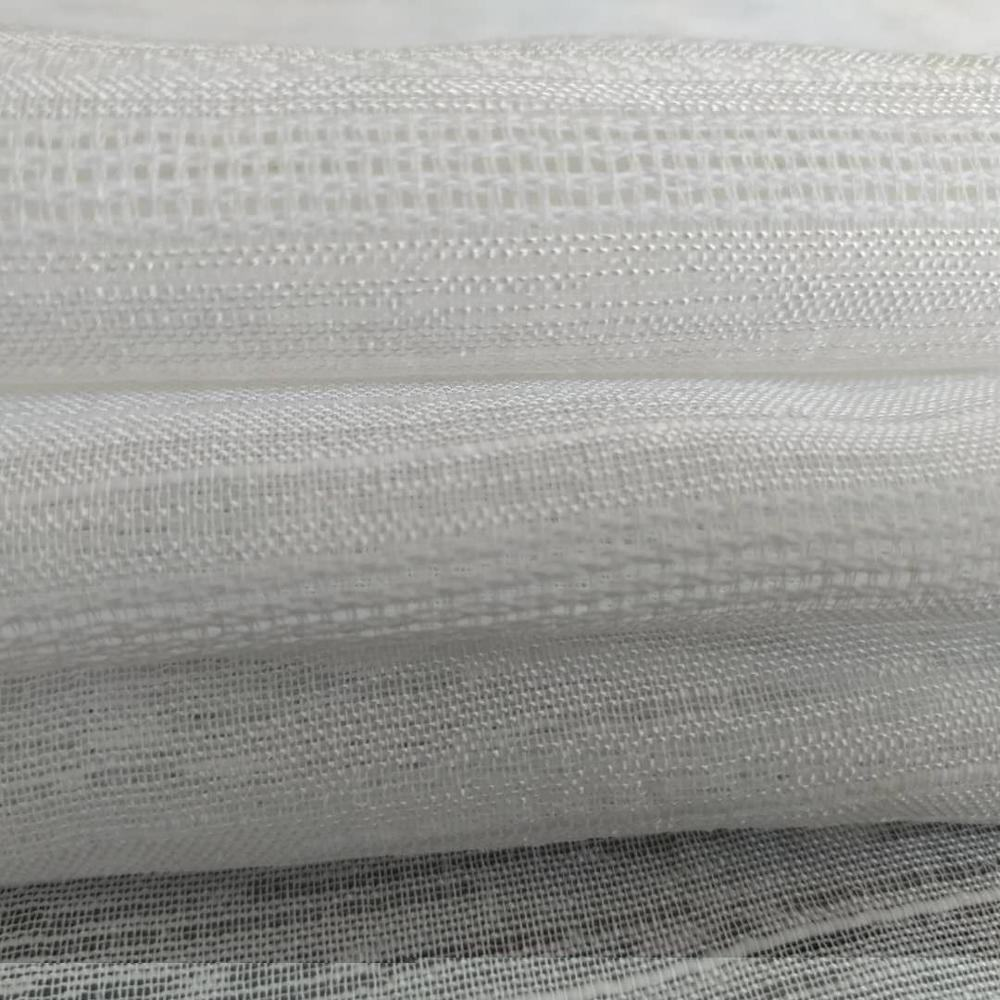 100% polyester linen look upholstery fabric for curtain sample book in stock curtain fabric
