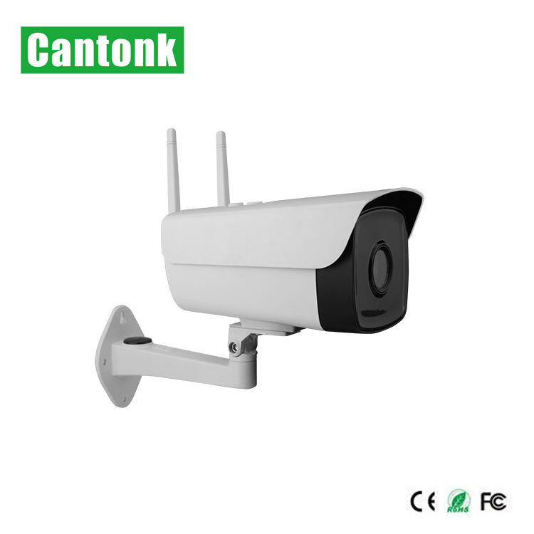 Cantonk <span class=keywords><strong>Wifi</strong></span> Camera Ip Outdoor Bullet Waterdichte Nigh Vision Bewegingsdetectie 2MP <span class=keywords><strong>Sony</strong></span> IMX307 Senor
