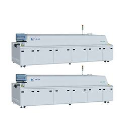 High Efficiency Computer Control 8 Zone Solder Reflow Oven