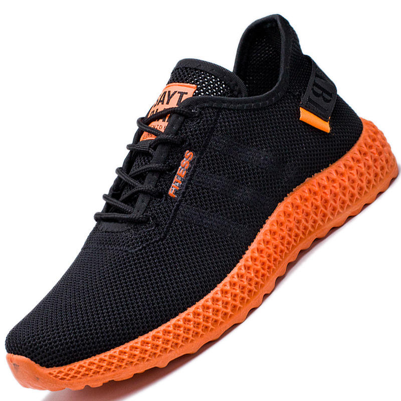 wholesale custom new type durable running athletic man sport shoes