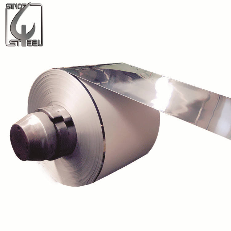 Stainless Steel SS316 304 2B Finish Stainless Steel Sheet Hot Rolled Stainless Steel Coils