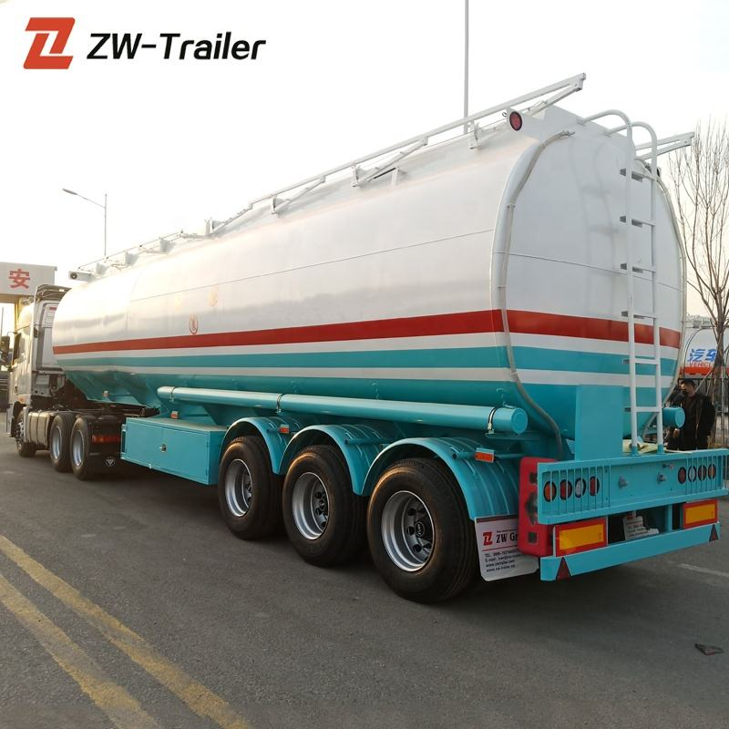 Heavy small fuel tanker truck trailer prices manufacturers