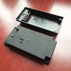 Custom injection molded plastic abs electronic enclosure