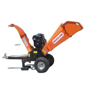 Metal Wood Shredder Machine ATV Chipper Shredder For Log Wood Timber With Gasoline Engine,Wood Chipper Shredder Machine