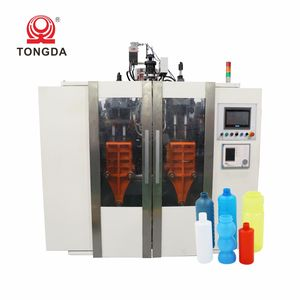 TONGDA HTSII 2L full automatic household plastic products making blow molding machine