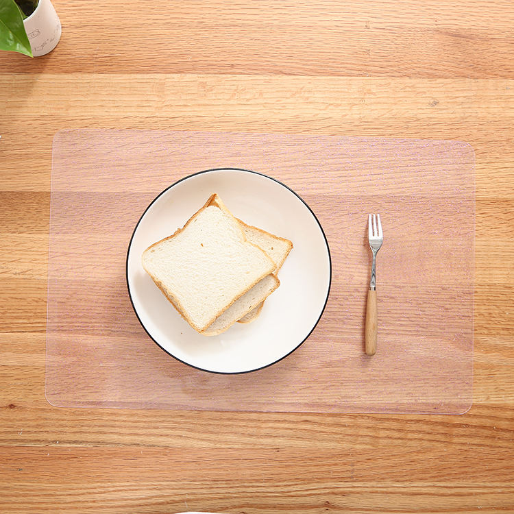 The latest technology table mat household high-end environmental protection table mat