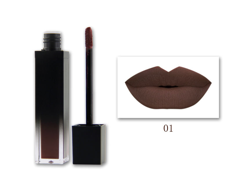 Free Sample 8 Colors Private Label Lip Gloss Matte Lipgloss Makeup