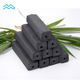 2020 Wholesale 100% Natural Mangrove Hardwood Smokeless Quadrangle Square Lump Barbecue Mechanism Wood Charcoal for indonesia