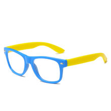 CY001 kids recycling ultralight optical frame eyeglasses blue light blocking computer glasses 2020