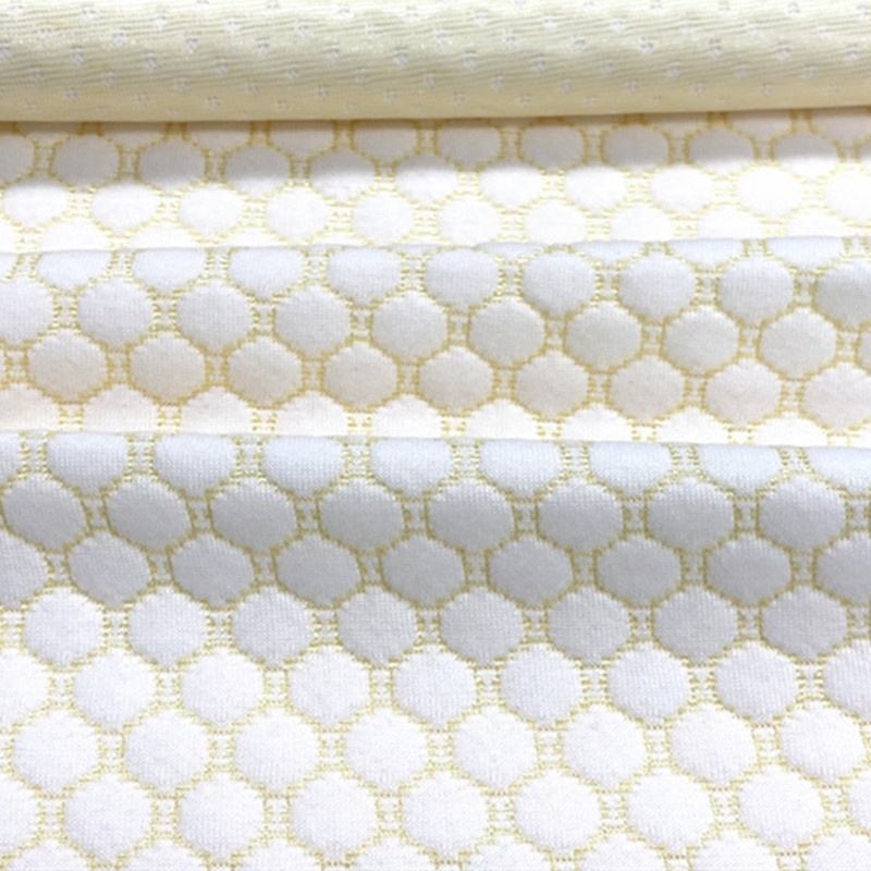 Hot Sale Foreign Business Fabric 100% Polyester Mesh Mattress Fabric