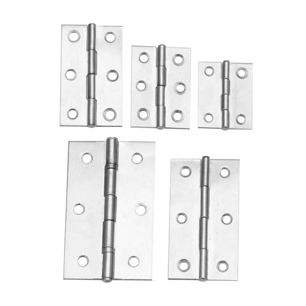 Factory price high quality Zhutong square corner 1.5-3 inches stainless steel door hinges butt hinges