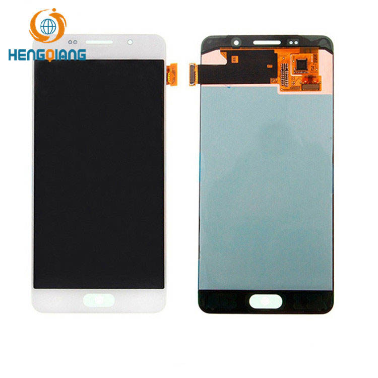 Complete colour LCD Digitizer Assembly original lcd for samsung galaxy a5 2016 display