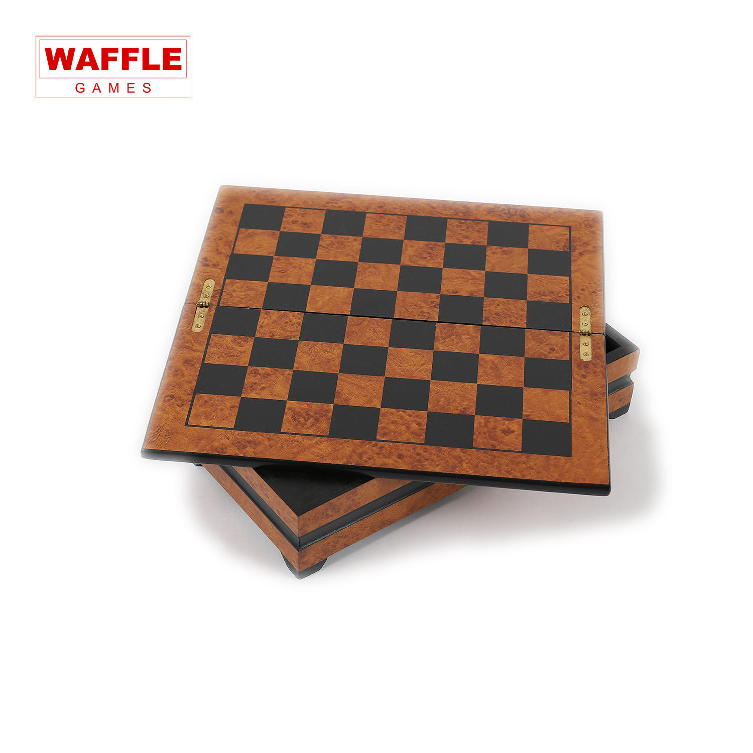 WG Deluxe Wooden Chess Game Set With Hand Crafted Chess Pieces