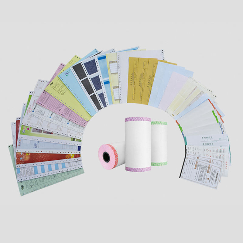 Factory direct office paper can be customized multi-layer computer printing paper carbon free bill printing
