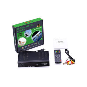 Hot Selling Full HD 1080P Decoder Combo DVB T2 S2 Set Top Box TV Satelit Receiver
