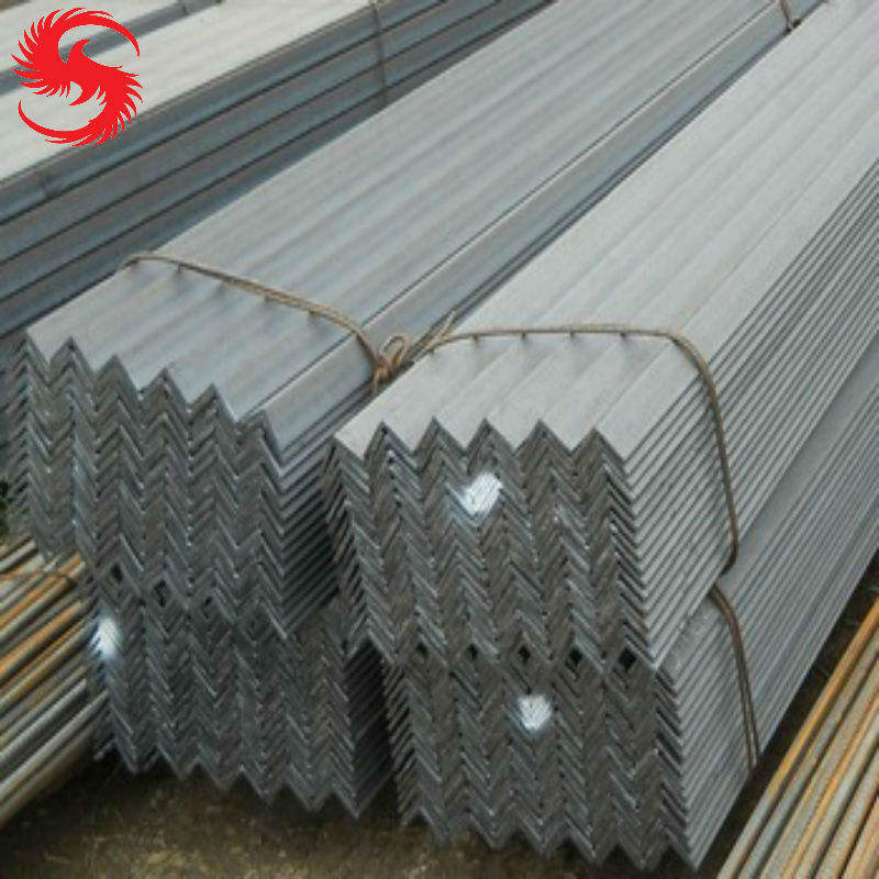 Galvanized hot rolled 40*4 sizes galvanized angle bar price per ton