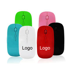 Factory supply custom logo wireless mouse /promotion logo cheap optical mouse/ wired mouse mice with logo printing