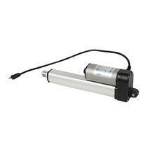 mini electric piston dc 12v high speed mini linear actuator