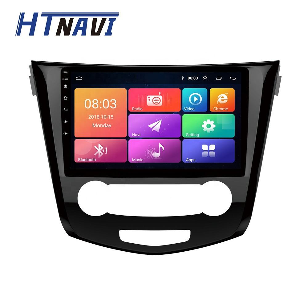 10.1 Inch WIFI Car Radio Tourist Navigator Android 9.1 Navigation For Nissan Qashqai 2016 Car Multimedia DVD Player