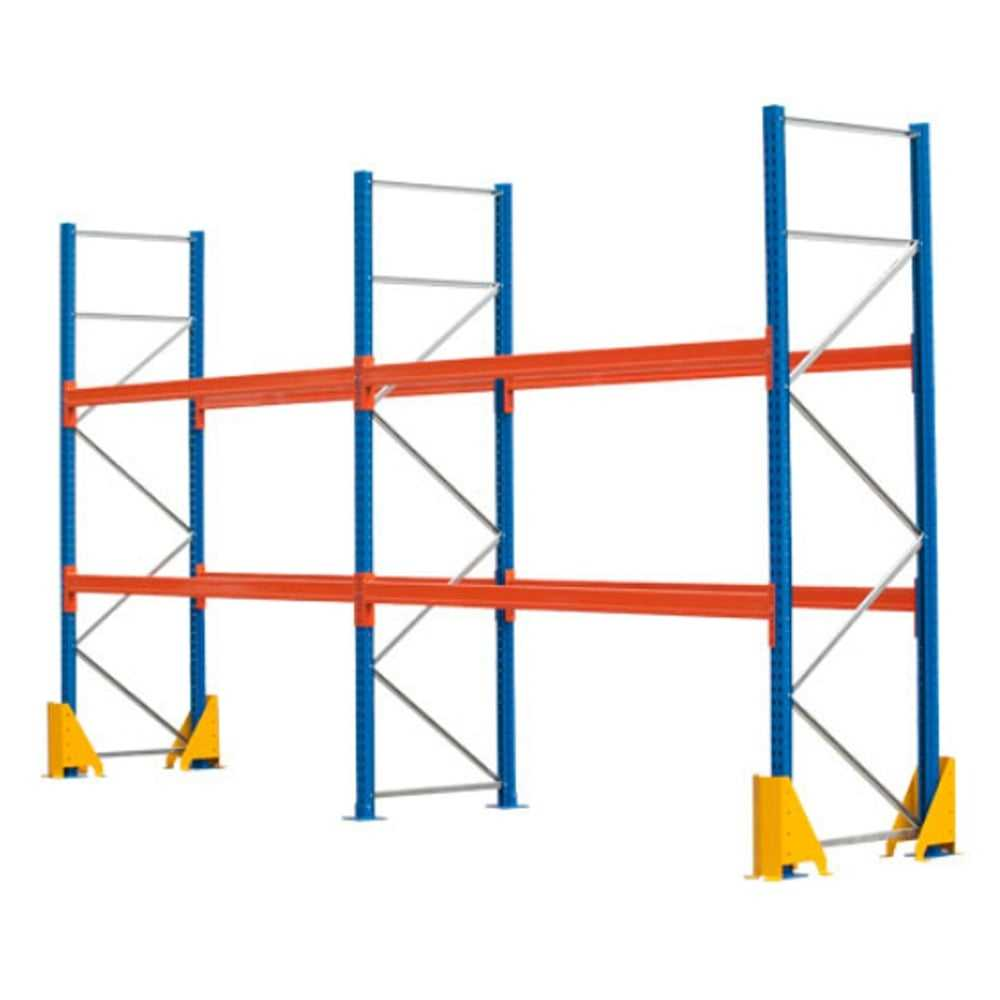 CE Steel Q235B Pallet Rack for Warehouse Storage