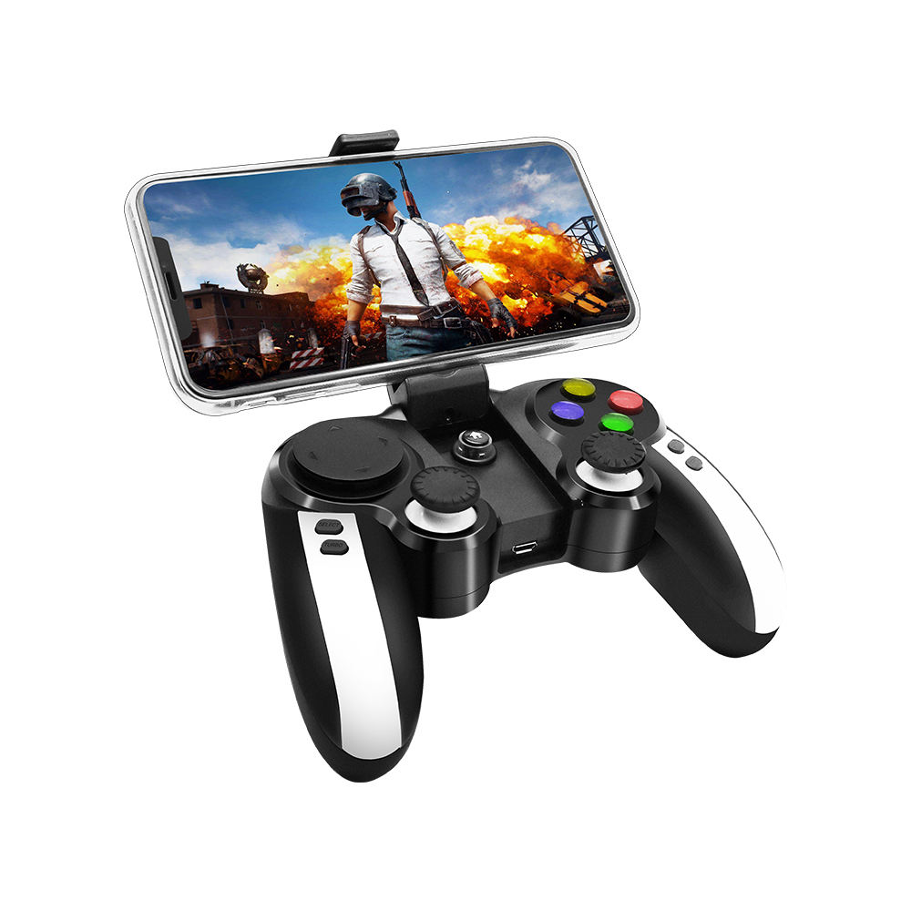 Good Quality Low Price Wireless phone gaming gamepad controller for smartphone