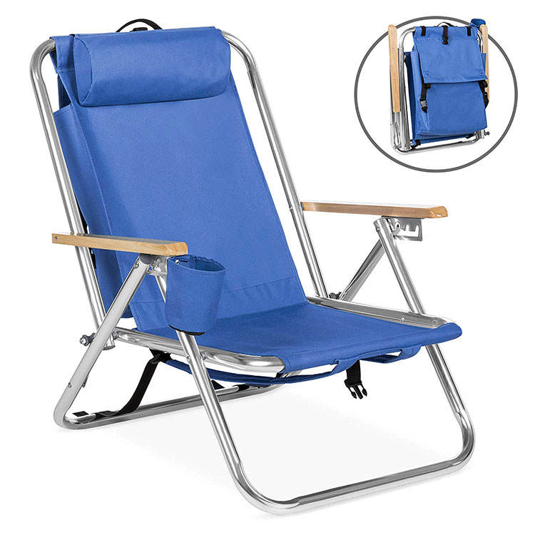 beach chair outdoor low sit,foldable aluminium cheap outdoor folding beach chair