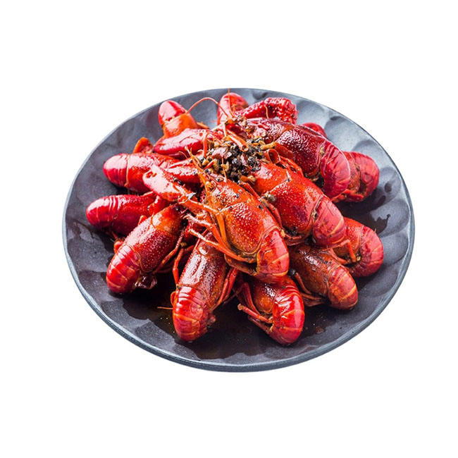 30-40g/pc seasoned freshwater crayfish