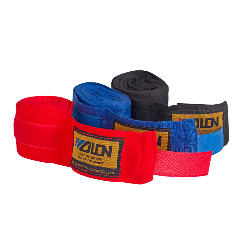 OEM boxing handwraps cotton hook Wrist Protection hand wraps