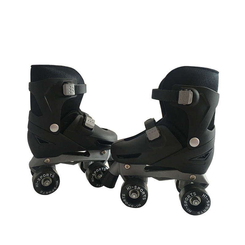 Four Wheels Professional Manufacturer sports quad roller skate for kids