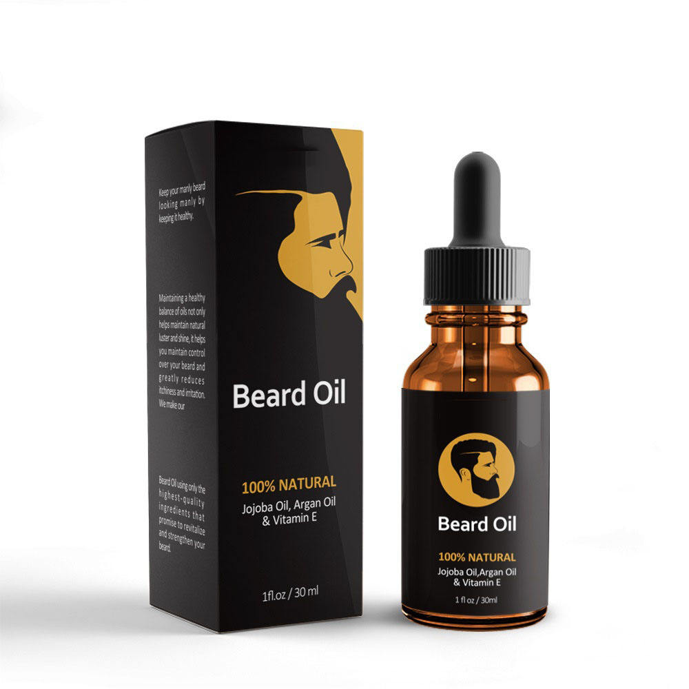 100% organic private label beard growth oil oem beard oil