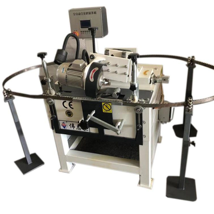 automatic high quality band saw blade sharpening machine