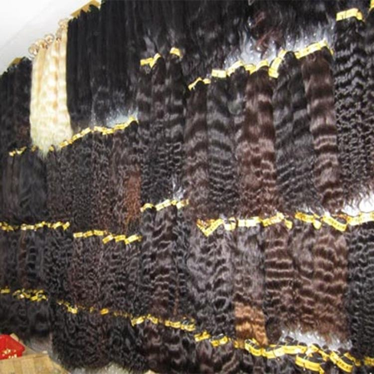 100% Natural Braid Human Raw Indian Hair Directly From India Wholesale Unprocessed Virgin Temple Indian Bundles One Donor