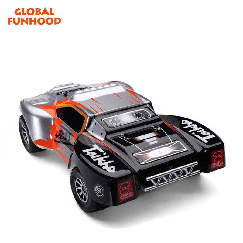 WLtoys A969A 1:18 RC High Speed SUV 35KM/h Off Road Racing Car remote electric car toys for boys