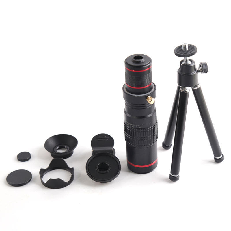 22X Optical Telephoto Lens Kit with Tripod Universal Clip Phone Camera Lens Telescope Zoom