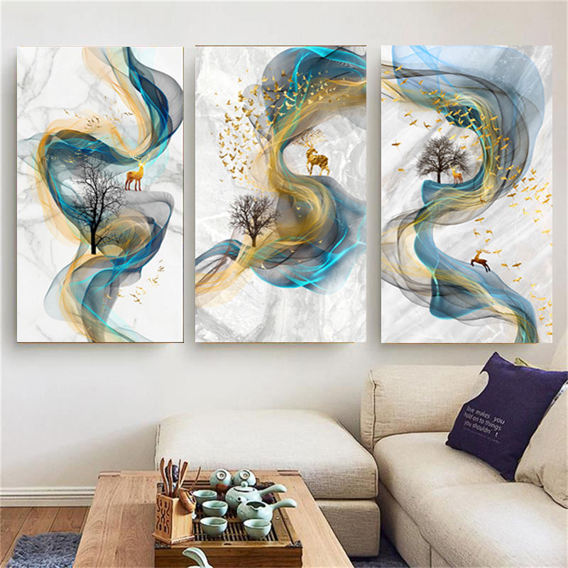 Home Decor Frame Hd Prints Living Room Wall Art Print Poster Decoration 1 Panel Artwork Pictures Modern Nordic Canvas Paintings