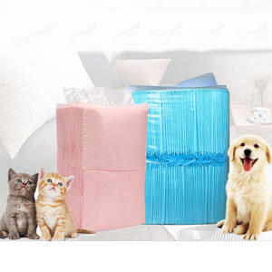 OEM Pet Training and Puppy Pads Factory Dog Cat Toilet Mat Wholesale Heavy/Duty/Absorbency Puppy Dogs Training Pee Pads for Dogs