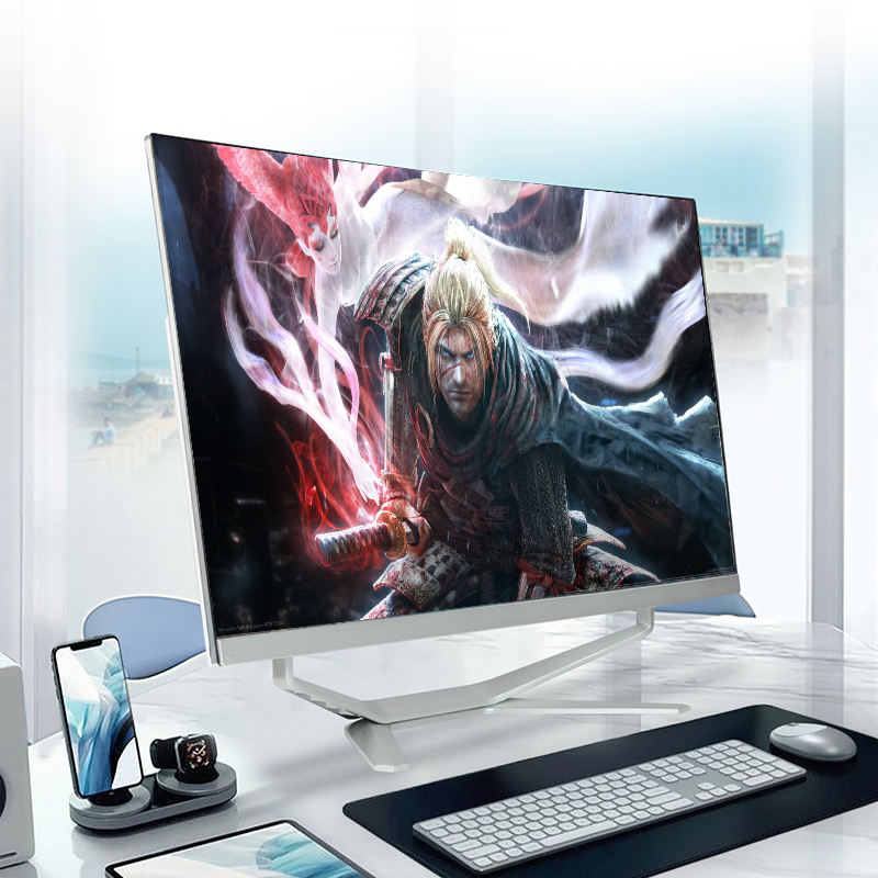 24inch 27inch Gaming PC Monoblock i3 i5 i7 Desktop Computer PC All In One PC Touchscreen
