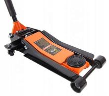 CE Standard 3 Ton Hydraulic Low Profile Car Body Floor Jack with Dual Pump