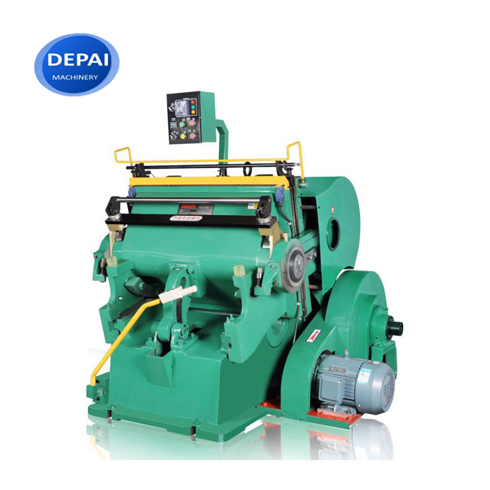 Manual cardboard die cutting machine die cutters for paper board