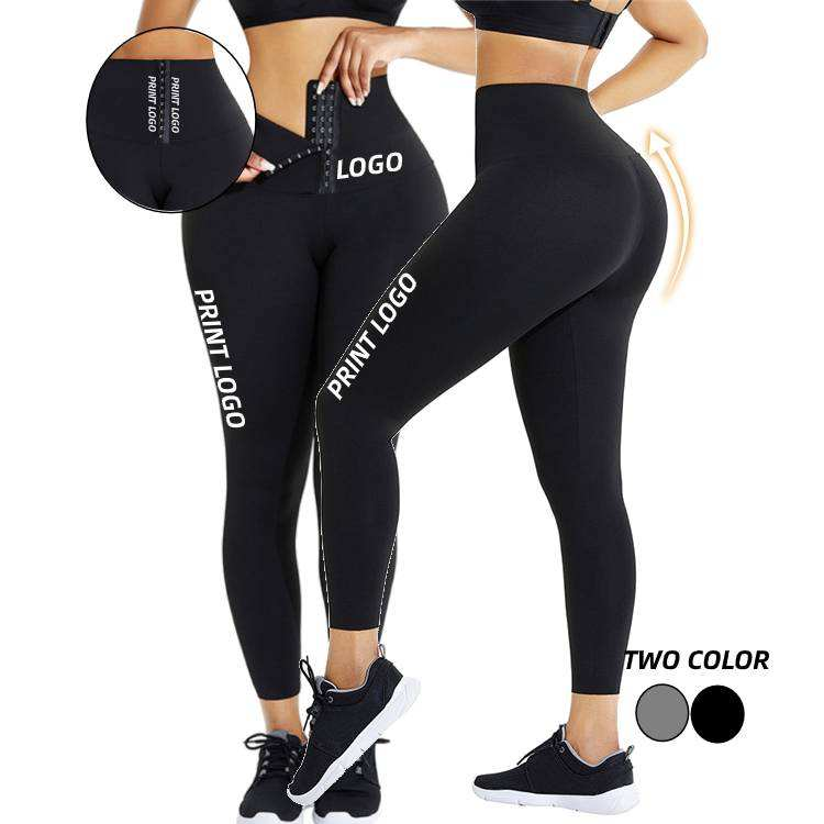 Online Fashion Shapewear Abdominal Tummy Control Women Fitness Yoga Wear Leggings High Waist Yoga Pants Leggings Fitness
