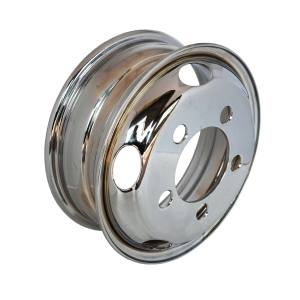 chrome wheels rims for truck wheel 16-22.5 inch Bus  van