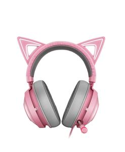 Razer Kraken Kitty Edition Pink cute girl USB gaming headset