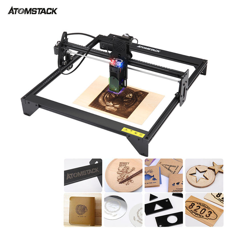 Cnc Router Grbl Diy Use Stainless Steel Laser Engraving Wood Cutting And Graving Dog Tag Engraver Machine
