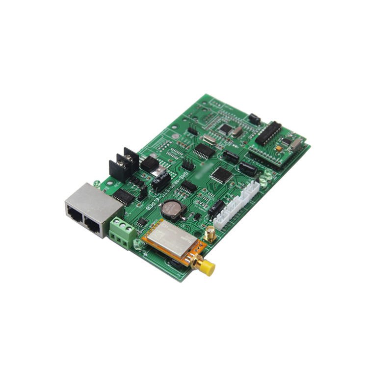 """RS232 RF Wireless Main Control Card Use For 8"""" 10"""" 12"""" 15"""" 18"""" 20"""" 24"""" 32"""" etc 7 Segment Digit Module Led Gas Price Sign"""