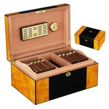 wooden cigar boxes wholesale luxury wine refrigerator cigar cabinet humidor