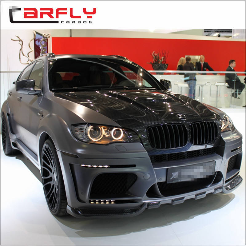 Front Wheel Bearing Kit BMW X5 and X6 06-12 E70 E71 E72