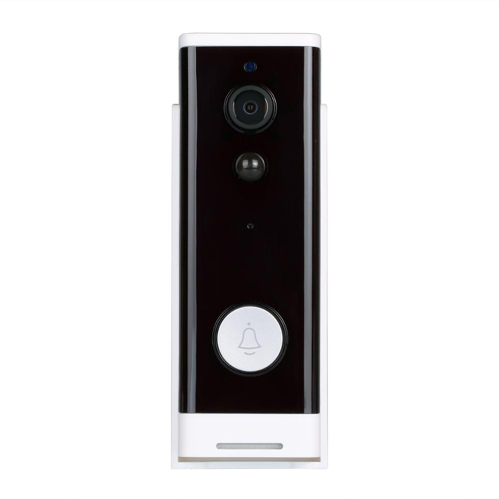 2019 Wireless Baby Monitor Wifi Security Video Doorbell Camera Tuya Smart Door Bell