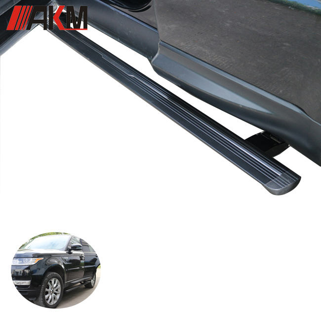AKM4X4 Car Electric Side Step Car Accessories 4x4 For RANGE ROVER SPORT 2010-2013 Running Board Auto Accessories